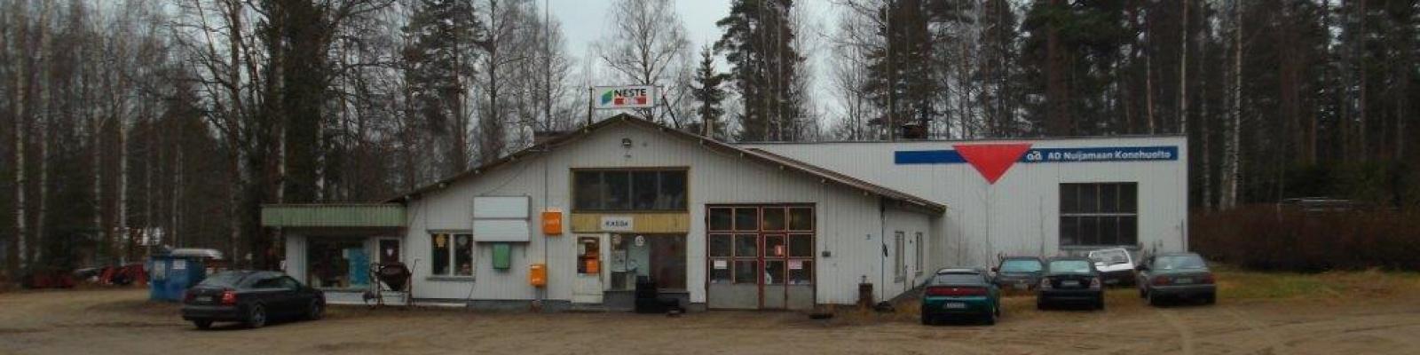 Kuva korjaamolta